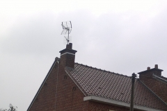 Installation antenne TV maison