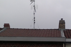 changement antenne TV maison