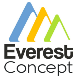 Logo Everest Concept